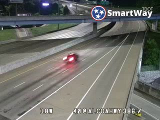 Knoxville, TN Alcoa Highway Cameras