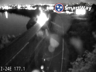 BuzzCam net Chattanooga I-24 Traffic Cameras