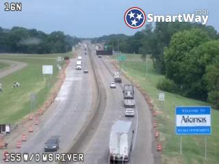 BuzzCam net Memphis I-55 Traffic Cameras