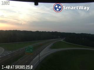 Memphis, TN I-40 Cameras